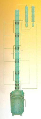 三氯乙醛氯化塔